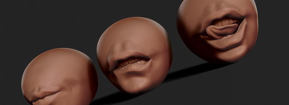 lips study 02