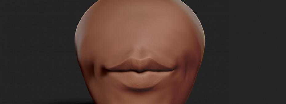 lips study 03